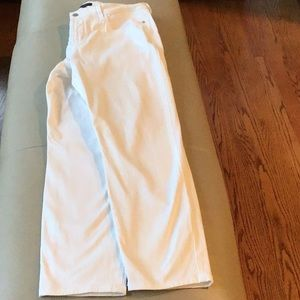 NYDJ white jeans size 12